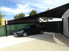 gorgeous inspiration modern carport. This shade sail is pretty awesome  I don t have a large garage Aluminium Carports Inspiration Modern Carport Australia