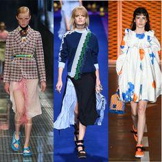 まとめ:ミラノ17年春夏ウィメンズ 7つのワードで見る新コレクション、グッチやプラダ全30ブランド | ニュース - ファッションプレス