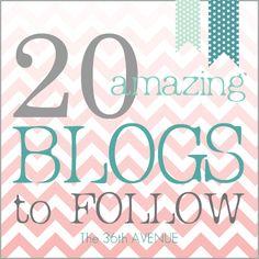 20 AMAZING Blogs Everyone should follow!