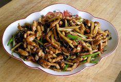 Traditional Chinese Recipes: Yu Xiang Zhu Rou Si (Fish fragrance Pork Shreds)