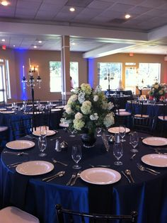 April Sound Country Club on Lake Conroe. Thanks to A Memorable Event and Carter's Florist for making the room beautiful. Waterfront Wedding, Fall Wedding, How To Memorize Things, Table Settings, Baby Shower, Club, Table Decorations, Weddings, Receptions