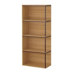 IKEA PS 2014 Storage combination with top IKEA Surface made from bamboo, a durable, renewable and sustainable material.