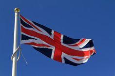 Union Jack ist die populäre Bezeichnung der Nationalflagge des Vereinigten Königreichs Großbritannien und Nordirland, die offiziell Union Flag heißt. Flagge, Fahne, G7, G8