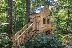 Adirondack Treehouse