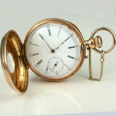 Later, pocket watches became popular, and today most men wear wristwatches.