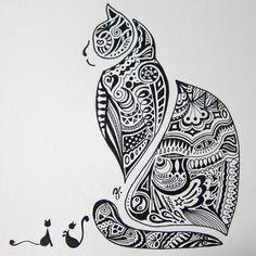Le chat d'Aline                                                       …
