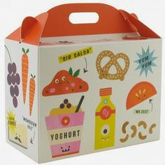 All purpose carry out tote #packaging PD