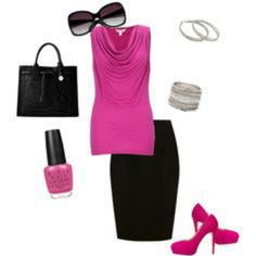 Cute Mary Kay working outfit