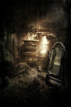 Bleak House by Arcimboldi Studios, via Flickr
