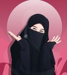 Image may contain: one or more people Wallpaper Hp, Cute Girl Wallpaper, Anime Muslim, Muslim Hijab, Hijab Niqab, Cute Muslim Couples, Muslim Girls, Muslim Men, Hijabi Girl