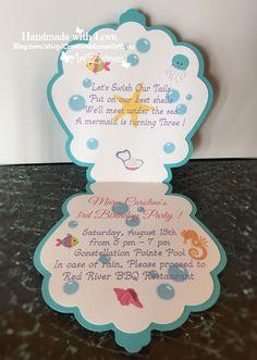 Grußkarten, Einladungen und Tischdeko: Schnittvorlage für ...