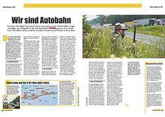 Reportage erschienen in PRINZ NRW-Guide 2012 (Seite 1 & 2/3)