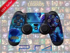 Thresh League of Legends PS4 Controller Skin