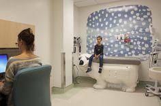 PHOTO TOUR: St. Joseph's Health Centre CIBC Just For Kids Clinic