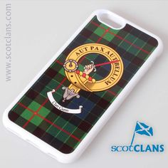 Gunn Clan Crest iPhone Case. Free worldwide shipping available.