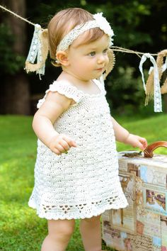 Ready For Rome Sundress Crochet Pattern - Click Image to Close