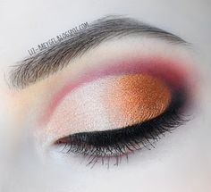 Christmas Glam Makeup Look 2015 2016 Step By Step Tutorial blogger pictures
