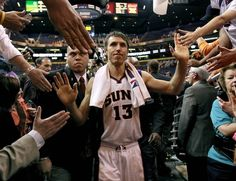 Steve Nash is so awesome