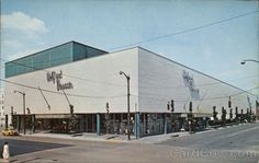 Fort Wayne IN Wolf & Dessauer Department Store Dexter Press, Inc.