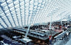 [A3N] : SEATTLE LIBRARY by REX