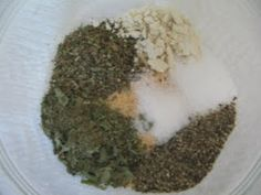 Greek Salad Dressing Mix