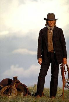 Viggo Mortensen: his character in Hidalgo set the horse free. For a chance to meet him, vote for Viggo Mortensen at http://CelebCharityChallenge.org !