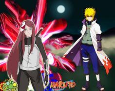 Minato and Kushina.... Anbu? ??