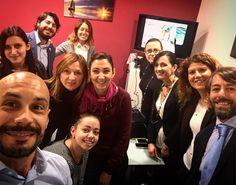 Termine del briefing sul web marketing che abbiamo gestito alla REMAX Orizzonti.  #webmarketing #zarricomunicazione