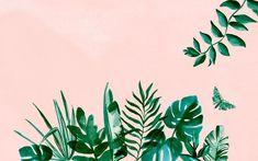 Tropical Summer Desktop wallpaper - Fond d& ordinateur summer Mac Wallpaper Desktop, Macbook Air Wallpaper, Palm Wallpaper, Tropical Wallpaper, Summer Wallpaper, Wallpaper Backgrounds, Nature Wallpaper, Cute Laptop Wallpaper, Sunshine Wallpaper