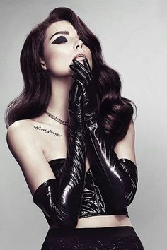 Topic read? Fetish leather opera gloves speaking, recommend