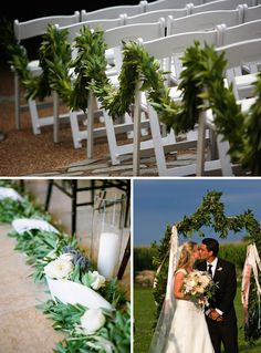 Decor Elements – Bay Leaf Garland » Alexan Events | Denver Wedding Planners, Colorado Wedding and Event Planning