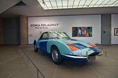 Matra 530 Sonia Delaunay (1967)