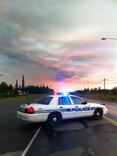 Kenai Police, Alaska - Ford Crown Vic Police Car