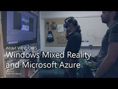What happens when you combine Windows Mixed Reality and Microsoft Azure? Human Cyborg, Mario, Math Tutor, What Happens When You, Data Science, Microsoft, Windows, Shit Happens, Mississippi