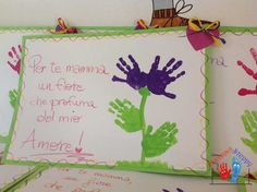 Potpourri, Free Food, Crafts For Kids, Google, Foot Prints, Spring, Cards, Creativity, Manualidades