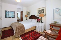 View Leonora @ Welgemoed Manor and all our other Accommodation listings in Cape Town. Cape Town Accommodation, Lush Garden, Patio, Luxury, Street, Bed, Furniture, Coffee, Breakfast