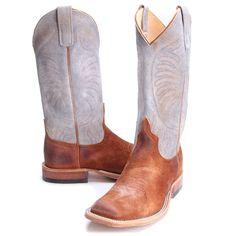 BootDaddy Anderson Bean Mens Suede Elk Boots Tan