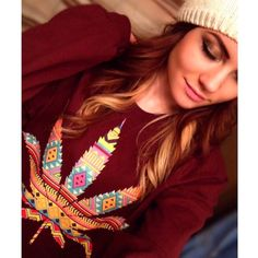 I #love this #sweater @classydabbin . Check out her #ganjagirl profile at…
