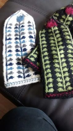 The same orla pattern but different color combination