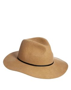 ASOS Felt Fedora Hat - $37.64