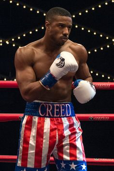 Michael B. Jordan Just Knocked Us All Out With This New Creed II Poster Michael B. Jordan is a beautiful man. So when the first trailer for Creed II dropped, you could say fans were Michael B Jordan, Rocky Film, Creed Movie, Apollo Creed, John Rambo, Rocky Balboa, The Best Films, Sylvester Stallone, Pretty Boys