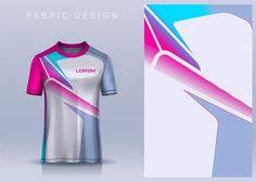 Textile Design, Fabric Design, Badminton Logo, Textiles, Football, Soccer Players, Sport T Shirt, Sport Fashion, Club