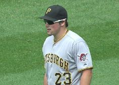 8aa40180a3b Pirates outfielder Travis Snider robs a home run for the catch of the year  (Video) - Fanatic Sports and Cards