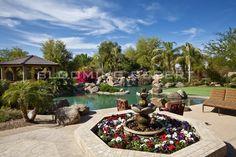 arizona Landscape Design | architect, landscape design, retaining wall, landscape photo Arizona ...