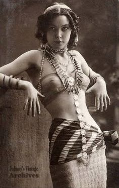 Bohemian Pages: Bohemian Women