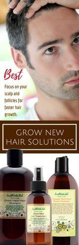 Stop clogging your hair follicles. Open hair roots to regrow hair. Fast fix for weak hair. Reverse hair damage. Regrow new stronger hair. Encourage your hair to grow faster longer and fuller with less breakage in a non-chemical way.