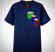 #パーカッション 好きな人の#Tシャツ   http://ift.tt/1Lqc5sJ  アンタの胸に#太鼓 付いてるよ とは言われないけど笑  Percussion lovers of T-shirt.  #UTme#ユニクロ#suzurijp#suzuri#MailOrder#ClothesDesign#crayonspencils#Tシャツデザン http://ift.tt/1Gqd3hd