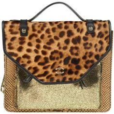 JUST CAVALLI Handbag ($275) found on Polyvore