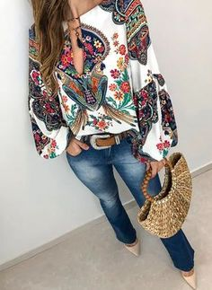 Simple Summer to Spring Outfits to Try in 2019 – Prettyinso Spring Work Outfits, Fall Outfits, Casual Outfits, Cute Outfits, Looks Style, Casual Looks, Look Fashion, Womens Fashion, 70s Fashion