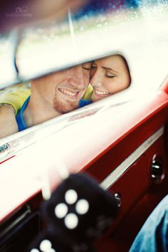 @Sarah Sandel...I think you mentioned recently doing a session with a vintage car. Love this shot!